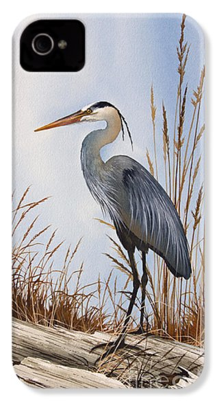 Nature's Gentle Beauty IPhone 4 Case by James Williamson