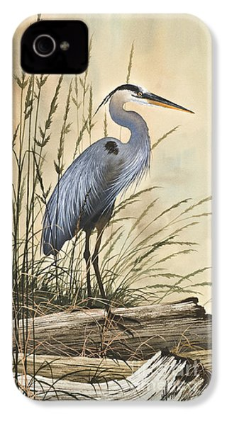 Nature's Harmony IPhone 4 Case by James Williamson