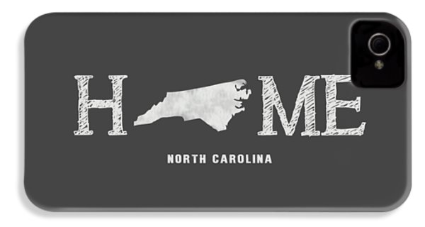 Nc Home IPhone 4 Case by Nancy Ingersoll