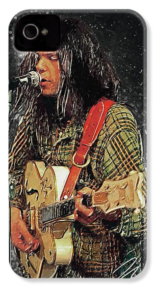 Neil Young IPhone 4 Case