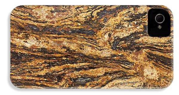 New Magma Granite IPhone 4 Case by Anthony Totah