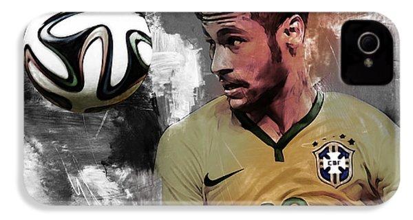 Neymar 051a IPhone 4 Case