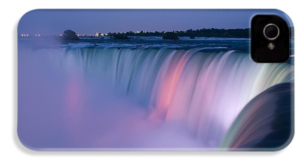 Niagara Falls At Dusk IPhone 4 Case