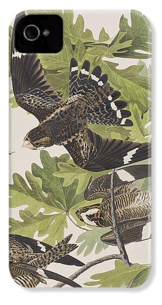 Night Hawk IPhone 4 Case by John James Audubon