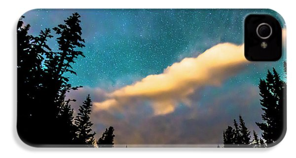 IPhone 4 Case featuring the photograph Night Moves by James BO Insogna