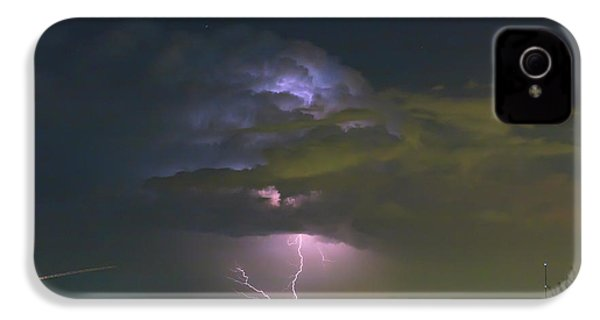 IPhone 4 Case featuring the photograph Night Tripper by James BO Insogna