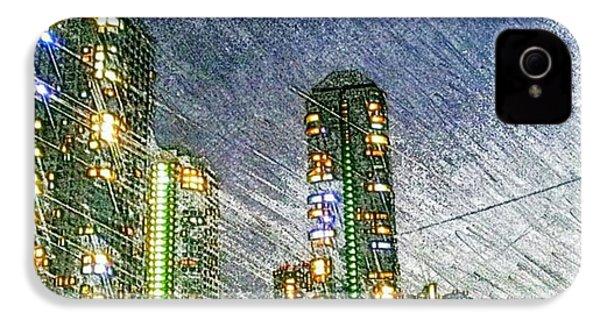 Tokyo River IPhone 4 Case by Daisuke Kondo