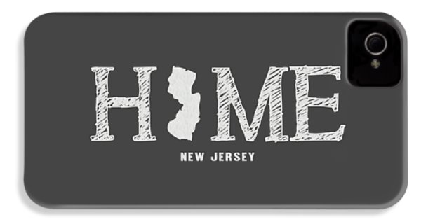 Nj Home IPhone 4 Case by Nancy Ingersoll