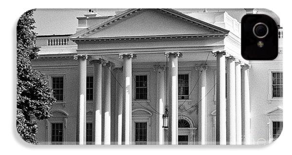 north facade of the White House Washington DC USA IPhone 4 Case