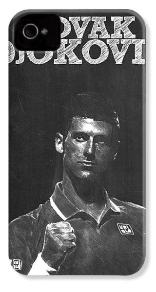 Novak Djokovic IPhone 4 Case