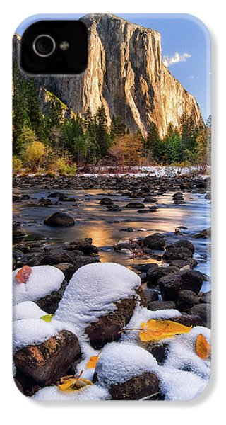 November Morning IPhone 4 Case