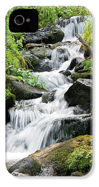 Oasis Cascade IPhone 4 Case by David Chandler
