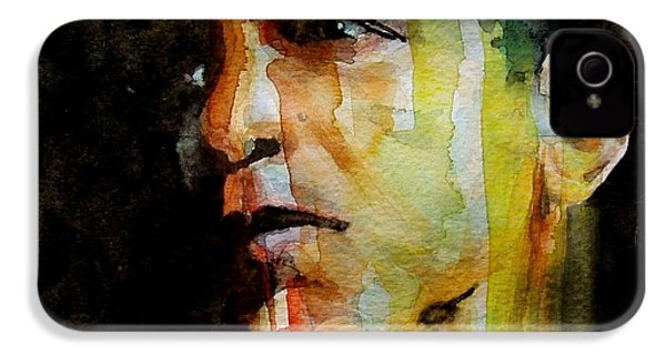 Obama IPhone 4 Case by Paul Lovering