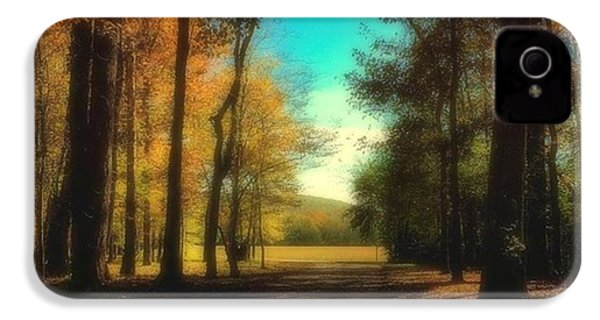 October Path IPhone 4 Case