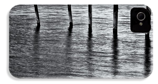 IPhone 4 Case featuring the photograph Old Jetty - S by Werner Padarin