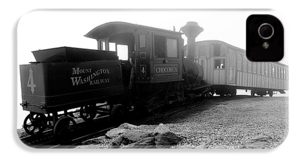 Old Locomotive IPhone 4 Case by Sebastian Musial