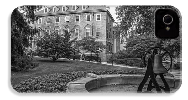 Old Main Penn State University  IPhone 4 Case by John McGraw