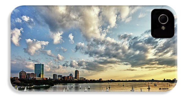 On The Charles II IPhone 4 / 4s Case by Rick Berk