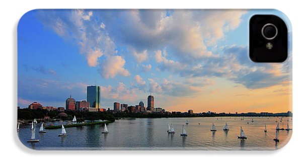 On The River IPhone 4 Case by Rick Berk
