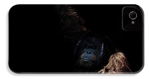 Orangutan IPhone 4 / 4s Case by Martin Newman