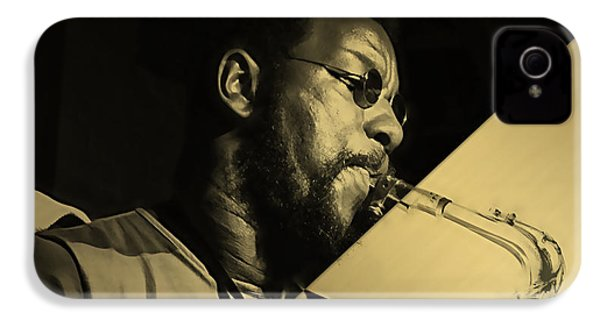 Ornette Coleman Collection IPhone 4 Case by Marvin Blaine