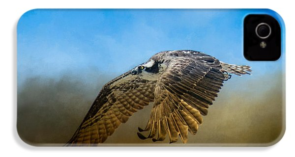 Osprey Over Pickwick IPhone 4 Case by Jai Johnson