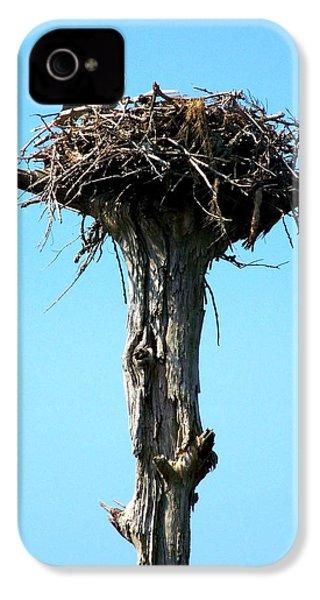 Osprey Point IPhone 4 / 4s Case by Karen Wiles