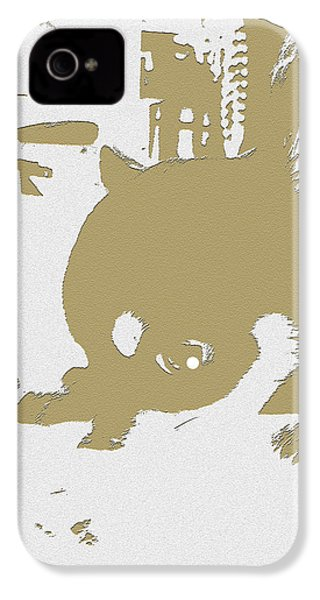 Cutie IPhone 4 Case by Roro Rop
