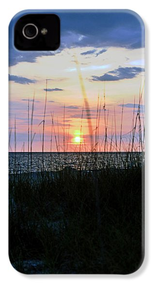 IPhone 4 Case featuring the photograph Palm Island II by Anthony Baatz
