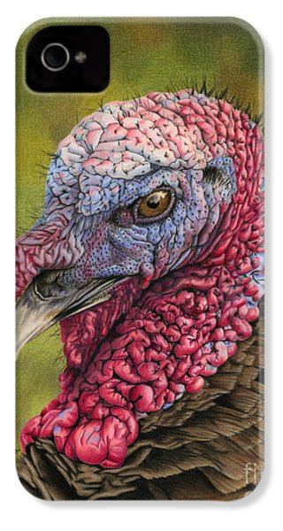 Pardon Me? IPhone 4 / 4s Case by Sarah Batalka
