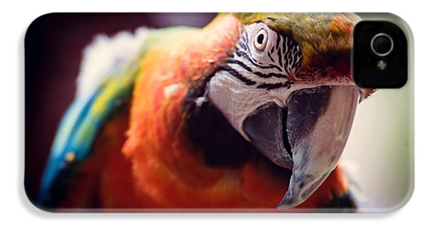 Parrot Selfie IPhone 4 Case by Fbmovercrafts