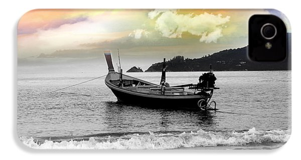 Patong Beach IPhone 4 / 4s Case by Mark Ashkenazi