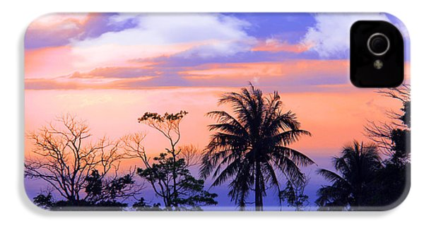 Patong Thailand IPhone 4 / 4s Case by Mark Ashkenazi