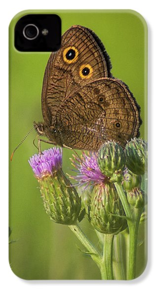 IPhone 4 Case featuring the photograph Pauper's Throne by Bill Pevlor