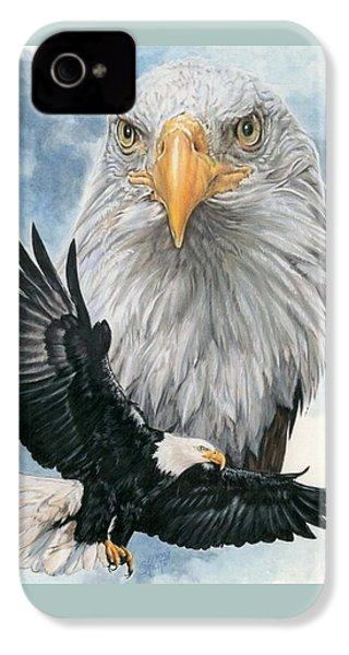 Peerless IPhone 4 / 4s Case by Barbara Keith