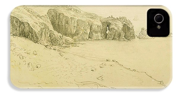 Pele Point, Land's End IPhone 4 Case by Samuel Palmer