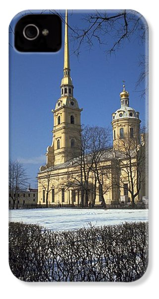 Peter And Paul Cathedral IPhone 4 Case