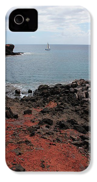 Playa Blanca - Lanzarote IPhone 4 Case by Cambion Art