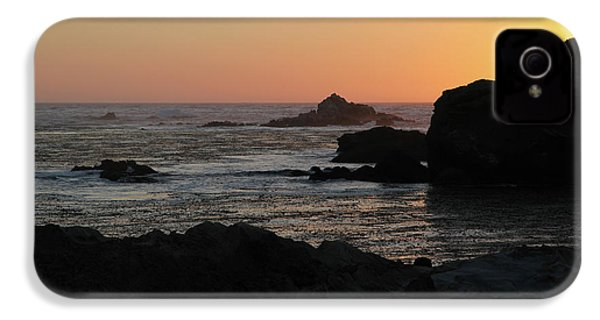Point Lobos Sunset IPhone 4 Case by David Chandler