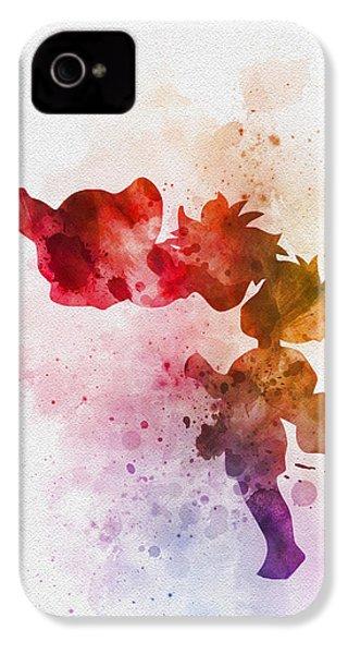 Ponyo IPhone 4 Case by Rebecca Jenkins