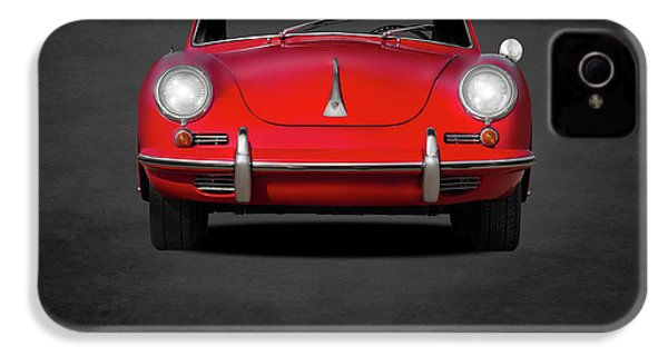 Porsche 356 IPhone 4 Case by Mark Rogan