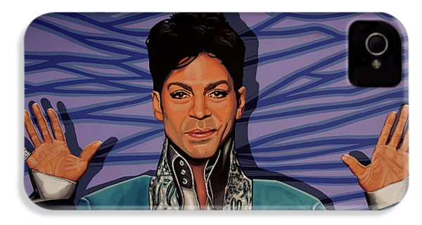 Prince IPhone 4 / 4s Case by Paul Meijering