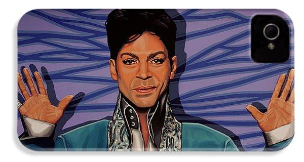 Prince 2 IPhone 4 Case by Paul Meijering