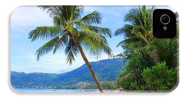 Phuket Patong Beach IPhone 4 Case