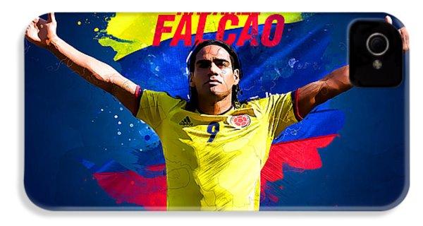 Radamel Falcao IPhone 4 Case