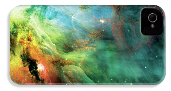 Rainbow Orion Nebula IPhone 4 Case