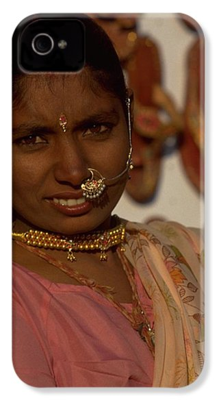 Rajasthan IPhone 4 Case