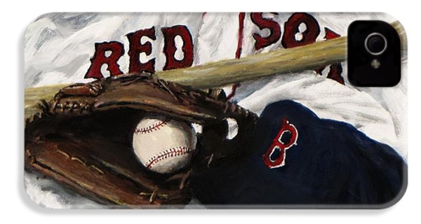 Red Sox Number Nine IPhone 4 Case