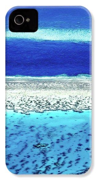 Reefs Edge IPhone 4 Case by Az Jackson
