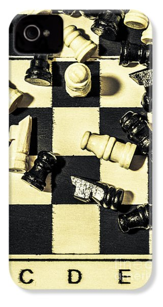 IPhone 4 Case featuring the photograph Reigning Champ by Jorgo Photography - Wall Art Gallery